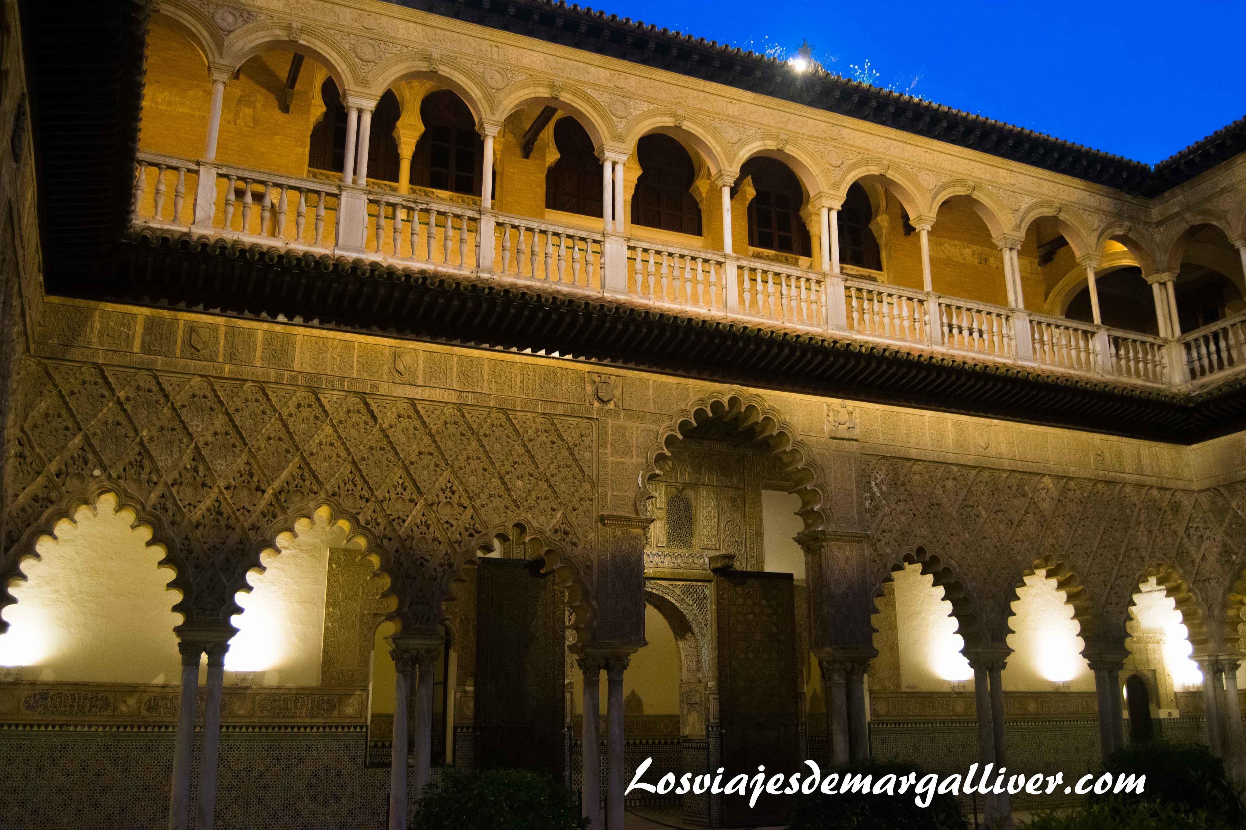 Alcázar de Sevilla, que ha sido Dorne en la serie Juego de Tronos, Sevilla mejor ciudad para visitar en 2018 - Los viajes de Margalliver